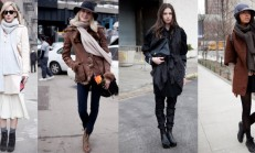 Kış Sokak Stili İçin Harika Öneriler