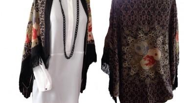 Kullanmadığınız Eşarplarınızı Kimono Yapın