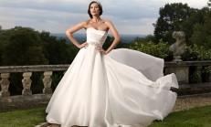Kır Düğünü İçin Gelinlik Modelleri