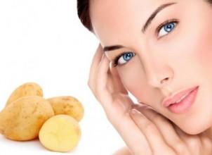Patatesin Cildinizdeki Mucizevi Etkileri