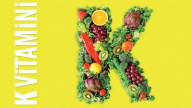 K Vitaminin Cilde Etkileri