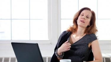 Menopoz Dönemindeki Sıcak Basmaları