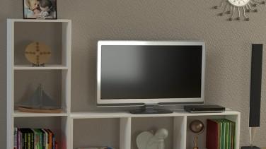 Birbirinden Kullanışlı TV Ünitesi Modelleri