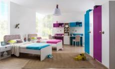 Genç Odalarında Doğru Renk Seçimi