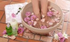 Şişen Ayaklar İçin Doğal Tedaviler