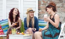 Kadın Kadına Sohbet