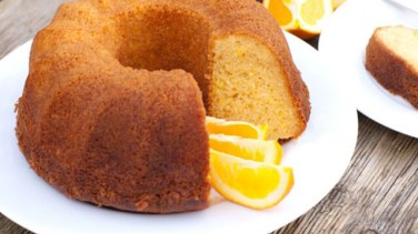 Portakallı Ev Keki