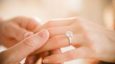 Tektaş Yüzük Kış Evliliklerin Vazgeçilmezi Oldu