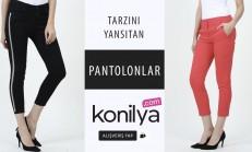 Sokak Stiline Eşlik Eden Kadın Pantolon Modelleri