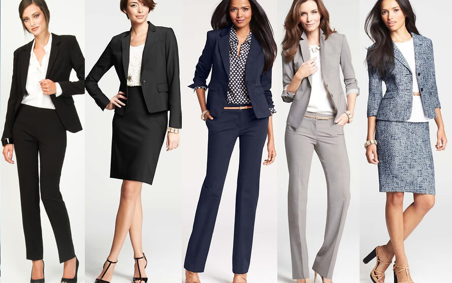 Academic Interview Women Clothing Fashion